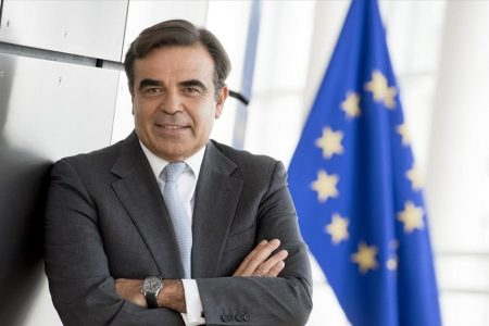 Margaritis Schinas appointed as new Commission VP